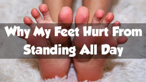 The Podiatry Group Standing Is A Real Pain In The Foot